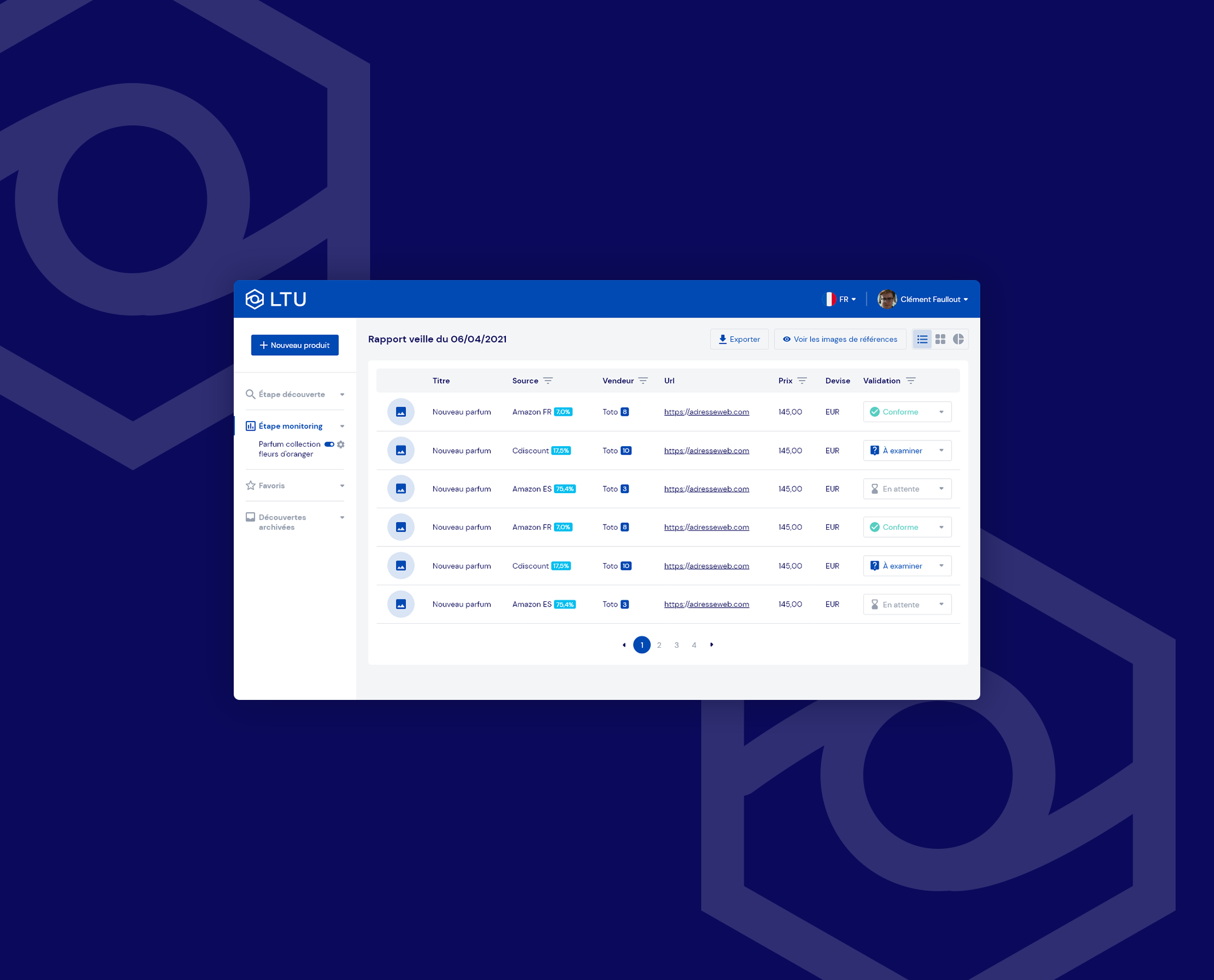 watchdog : visual search platform for brand monitoring